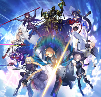Fate/Grand Order 二次創作に関するガイドラインが記載されています!しっかり確認しておきましょう!