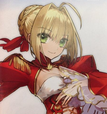 TYPE-MOON(タイプムーン)エースVol.10でサーヴァント2人公開!赤セイバーと褐色アーチャー?!