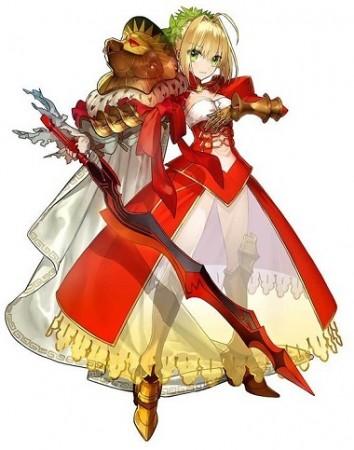 赤王の進化後ビジュアル見てテンション上がったわww戦闘中もそのままのコスで戦ってくれるとか胸熱…嫁セイバーも出ないかなw