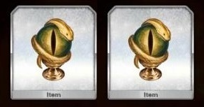 蛇の宝玉が一向に落ちる気配ないので、ハロウィンイベントで配ってくれることに期待!