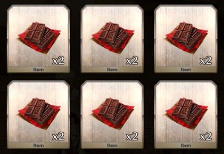 材料チョコ足りない!!コイン→材料に溶かすのが効率良いとして、みんなコインチョコ集めどの難易度回ってる??