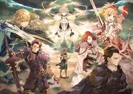 舞台「Fate/Grand Order THE STAGE –神聖円卓領域キャメロット–」の秋公演が決定!!新ビジュアルも公開!先行抽選は7/2(日)18:00まで!