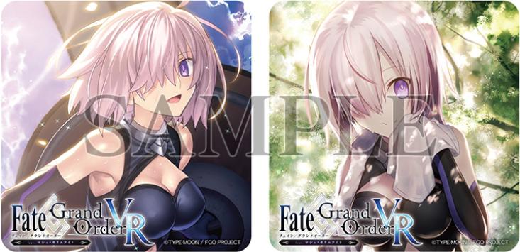 Fate/Grand Order VR feat.マシュ・キリエライトが8月25日(金)より登場!
