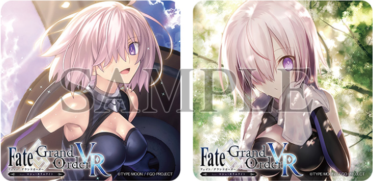Fate/Grand Order VR feat.マシュ・キリエライトが8月25日(金)より登場!