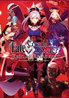 京都国際マンガ・アニメフェア2017のオープンステージにて「Fate/Grand Order」ゲストトークが決定!
