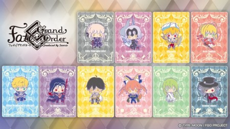 「Fate/Grand Order Design produced by Sanrio」第2弾発売決定!!