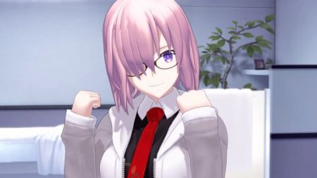 『Fate/Grand Order VR feat.マシュ・キリエライト』に対する塩川洋介さんの想いが書かれています!